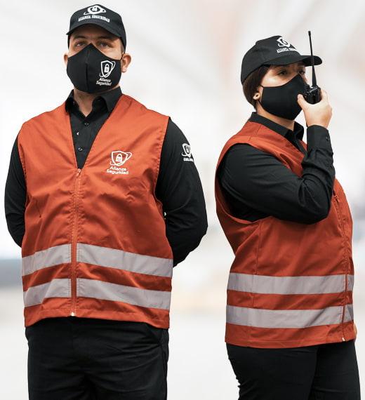 Guardias de Seguridad Retail