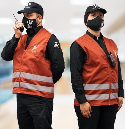 Guardias Alianza Seguridad